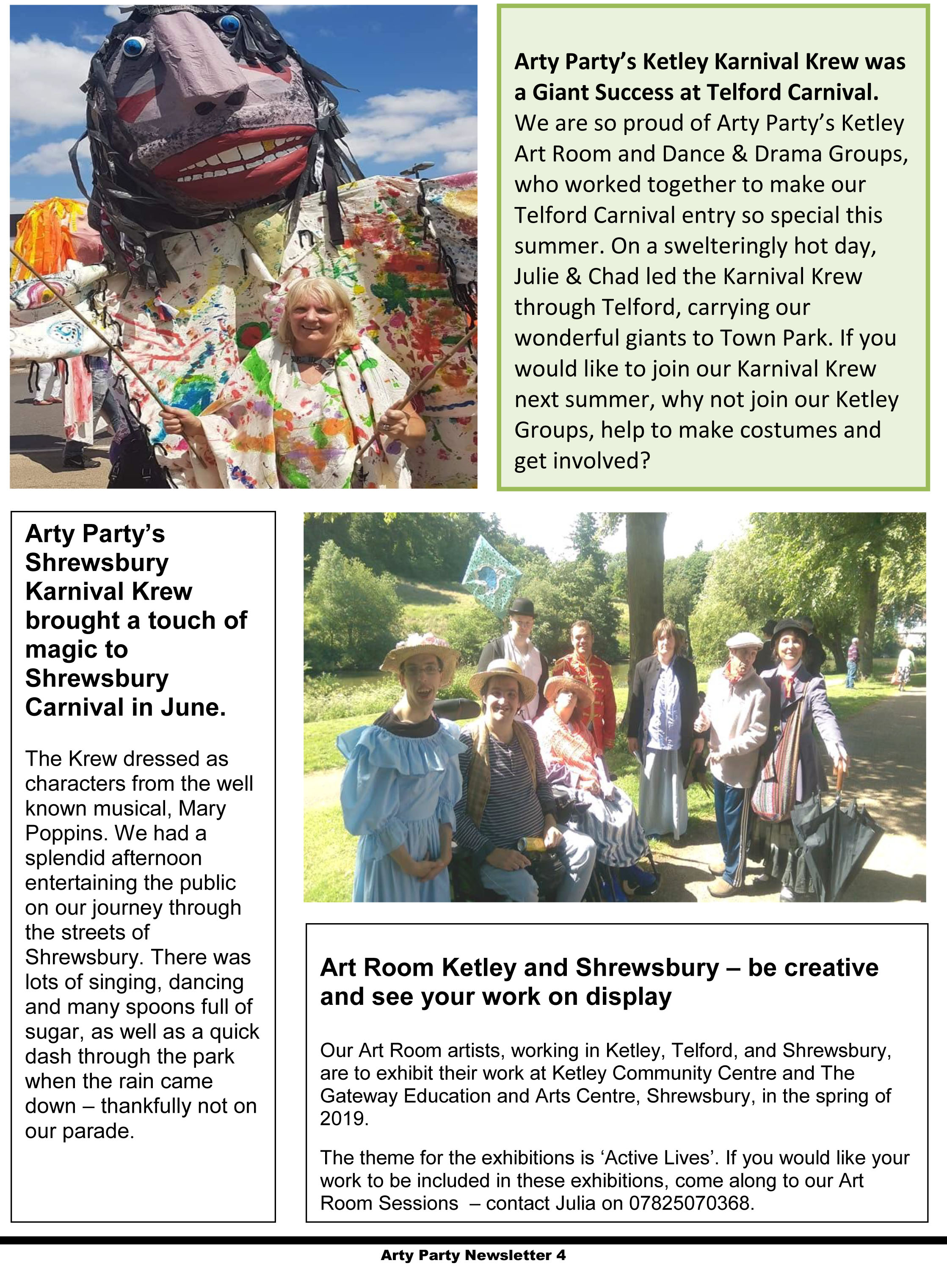 Arty Party Newsletter 171018-4